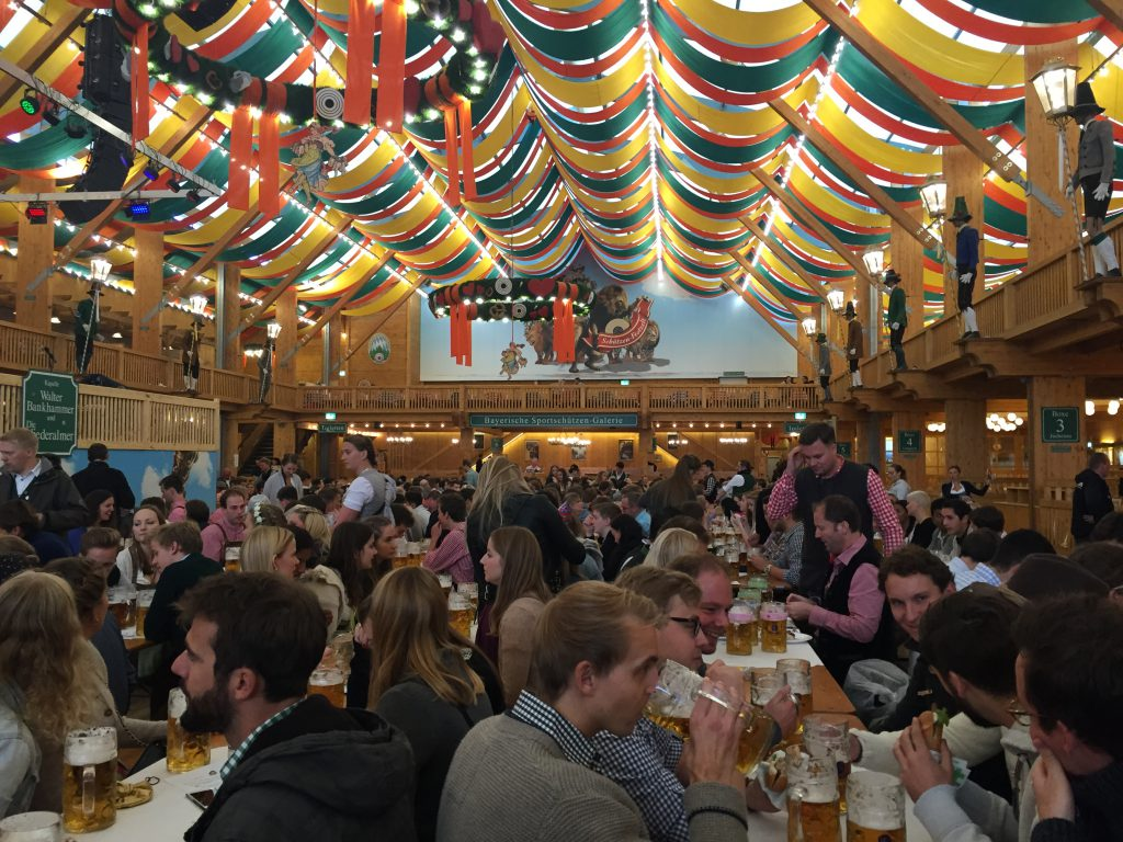 10 Interesting Facts about Oktoberfest