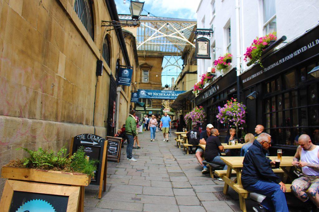 5 Reasons to Visit St Nicholas Market This Weekend