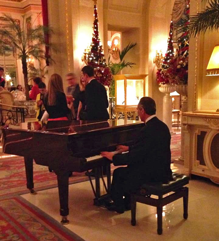 Afternoon Tea at The Ritz London - Why You Should Book this Christmas