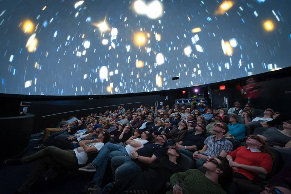 How to Stargaze in Bristol without Going Outside – the UK's Only Planetarium