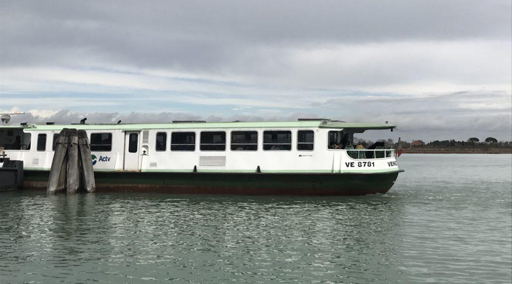 Burano Ferry