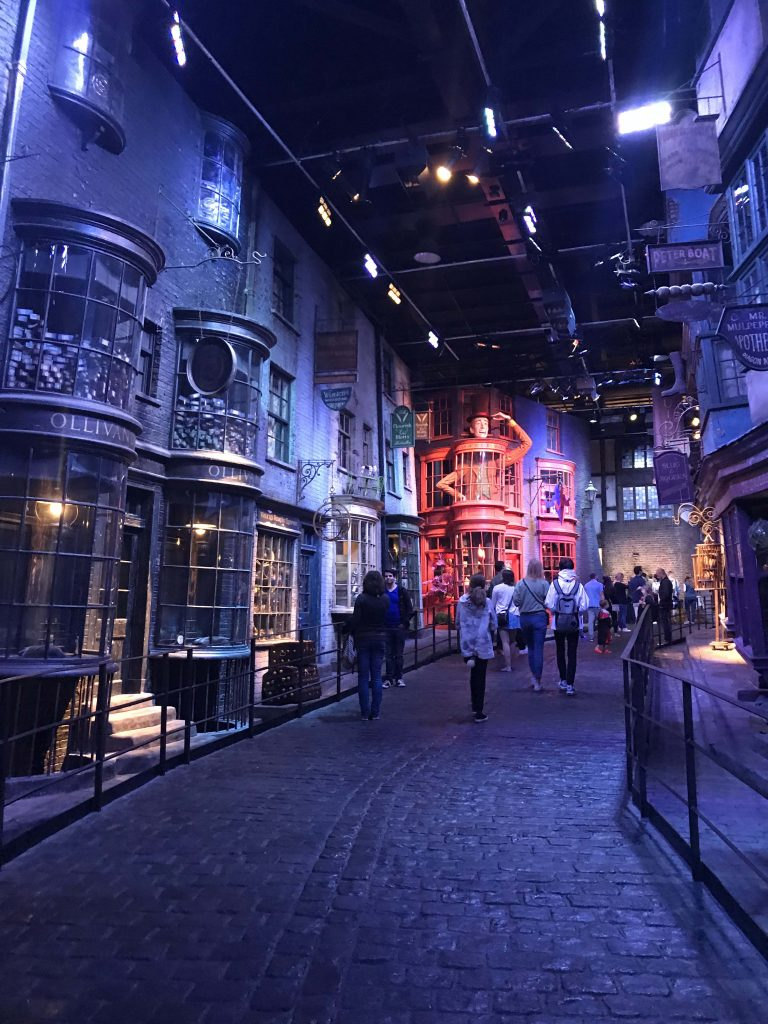What to Expect from London's Harry Potter Studio Tour