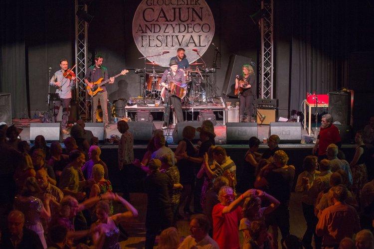 Gloucester Cajun & Zydeco Festival by Gloucester Guildhall