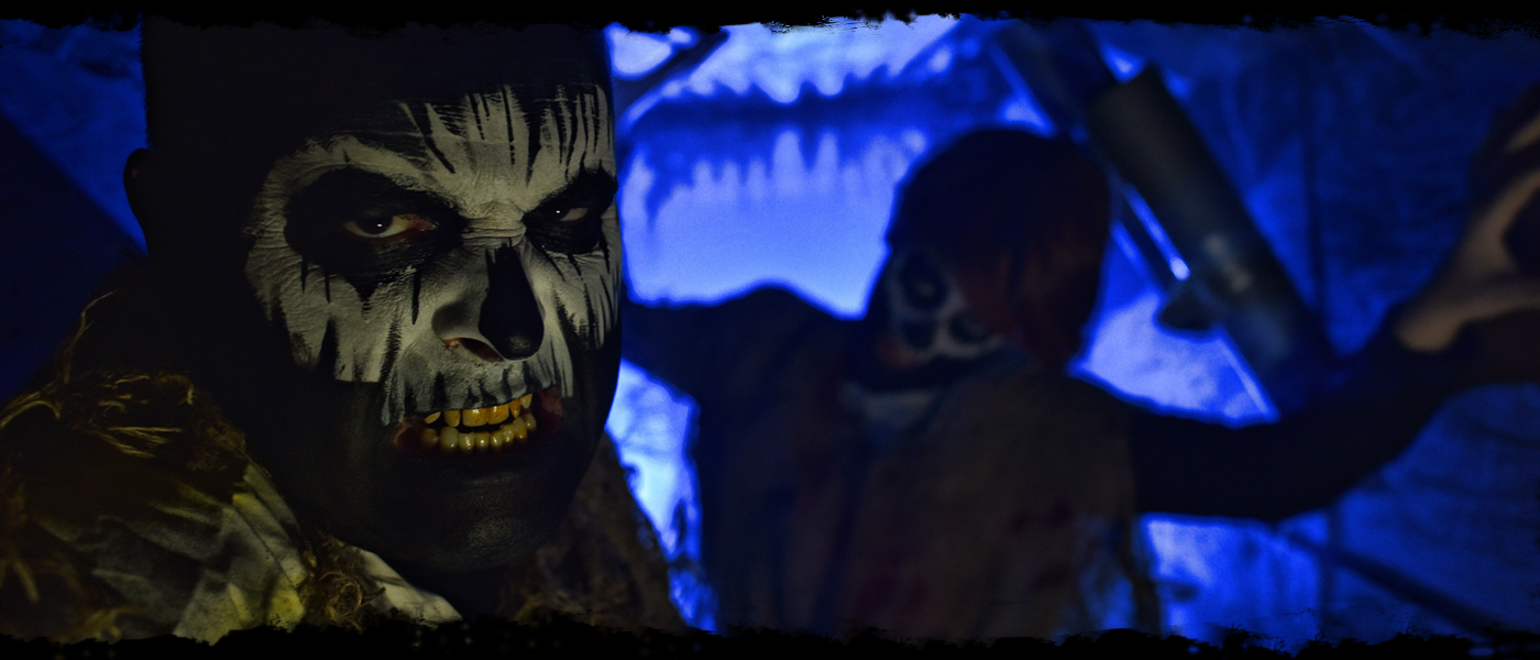 The Offering Attraction at Frightmare. Photo by Frightmare