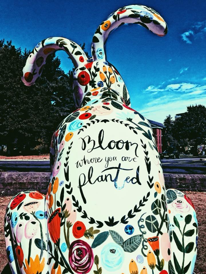 Gromit Unleashed - Bristol in Bloom