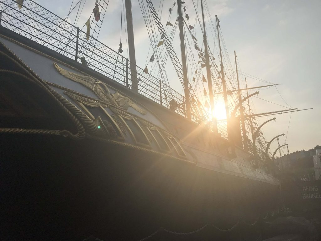 Celebrating the 175th Birthday of the SS Great Britain