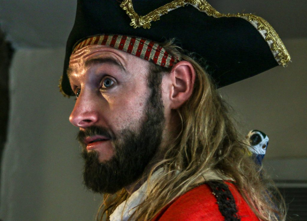 Swashbuckling Tales from Bristol's Harbourside
