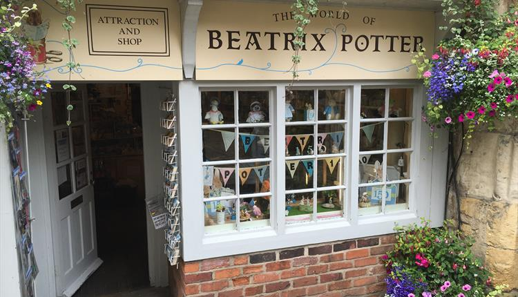 Beatrix Potter's House of the Tailor of Gloucester