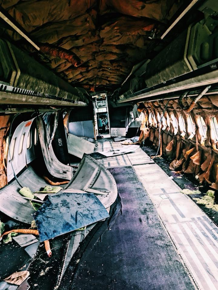 Aeroplane Graveyard in Bangkok