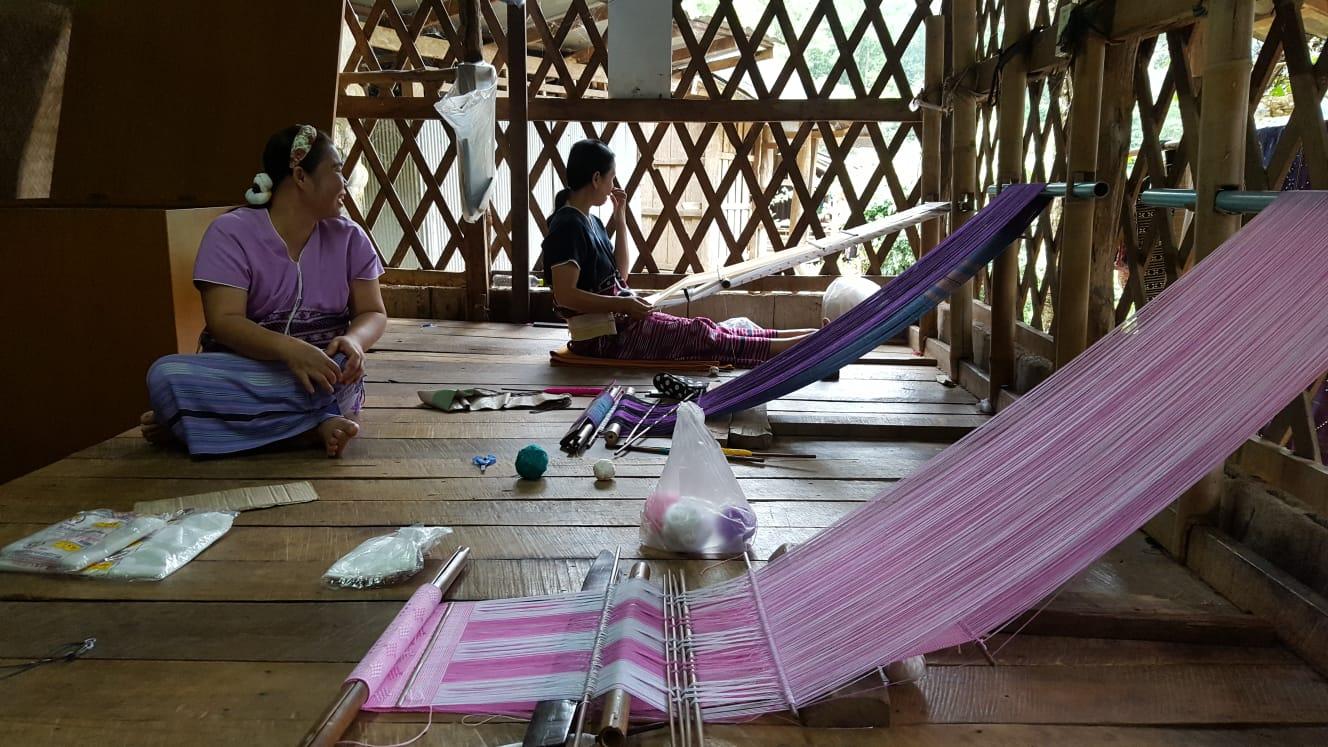 Karen Tribe in Thailand