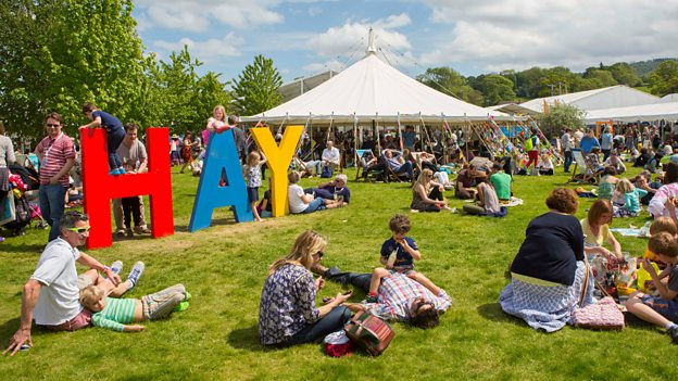 Hay Festival, Wales