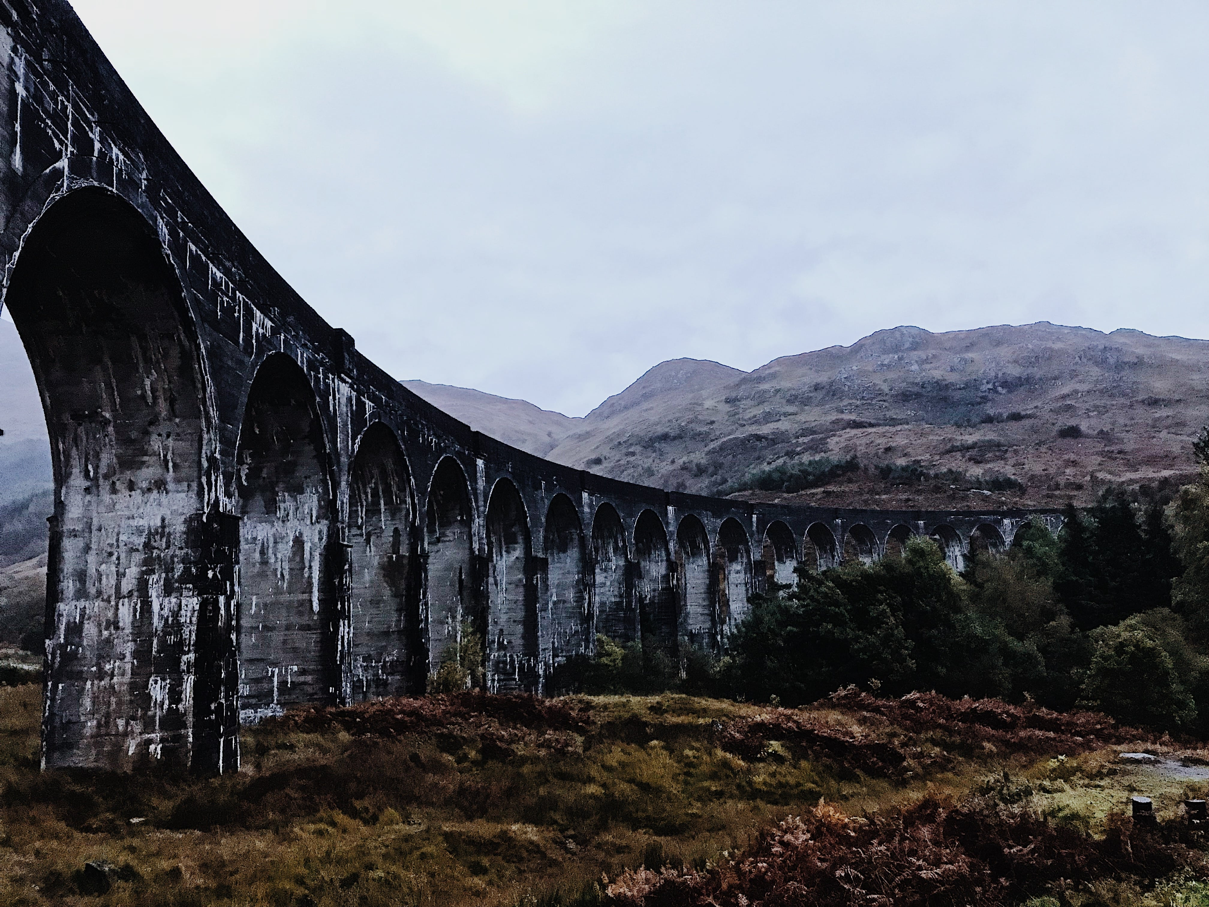 The Glenfinnan Viaduct, Scotland