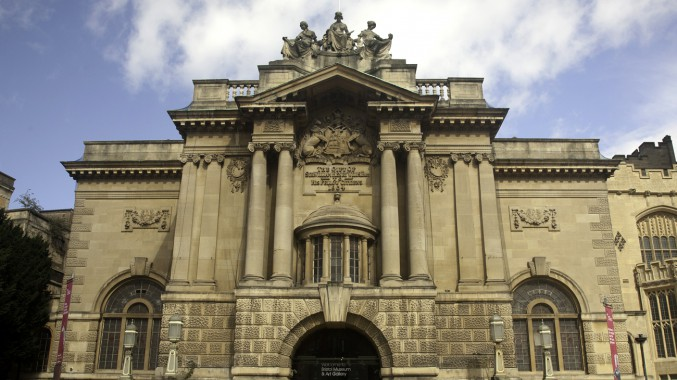 Bristol Museum & Art Gallery to show venue appearance for outdoor cinema