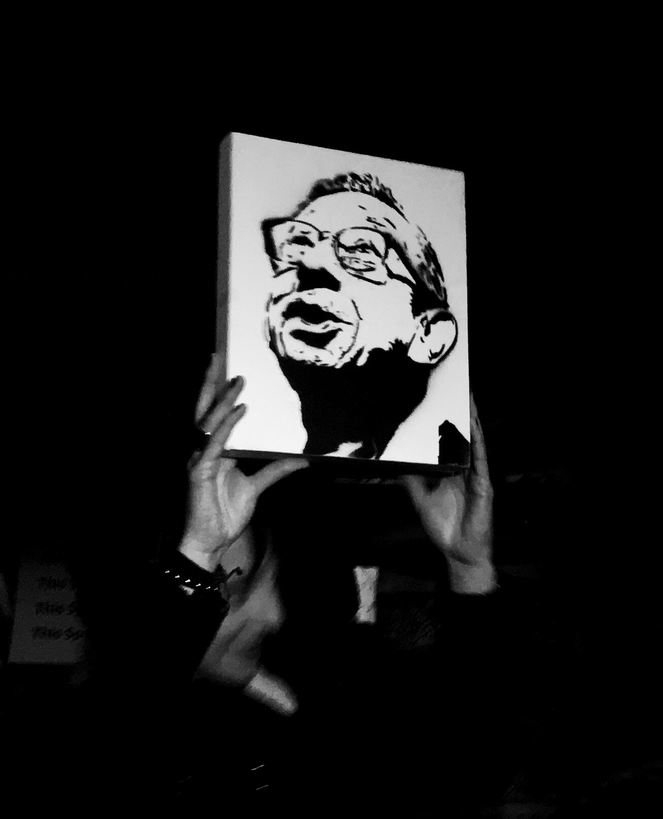 Fundraiser for the late DJ Derek, as photographed by Colin Moody in the book Stokes Croft and Montpelier