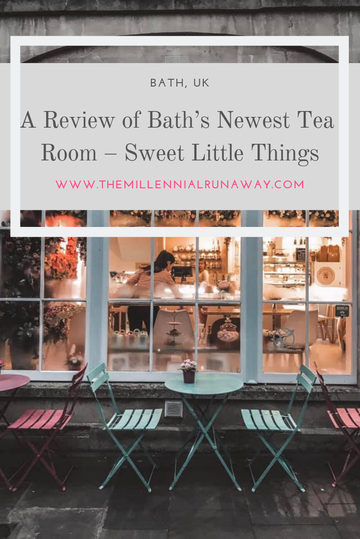 Restaurants in Bath - Sweet Little Things