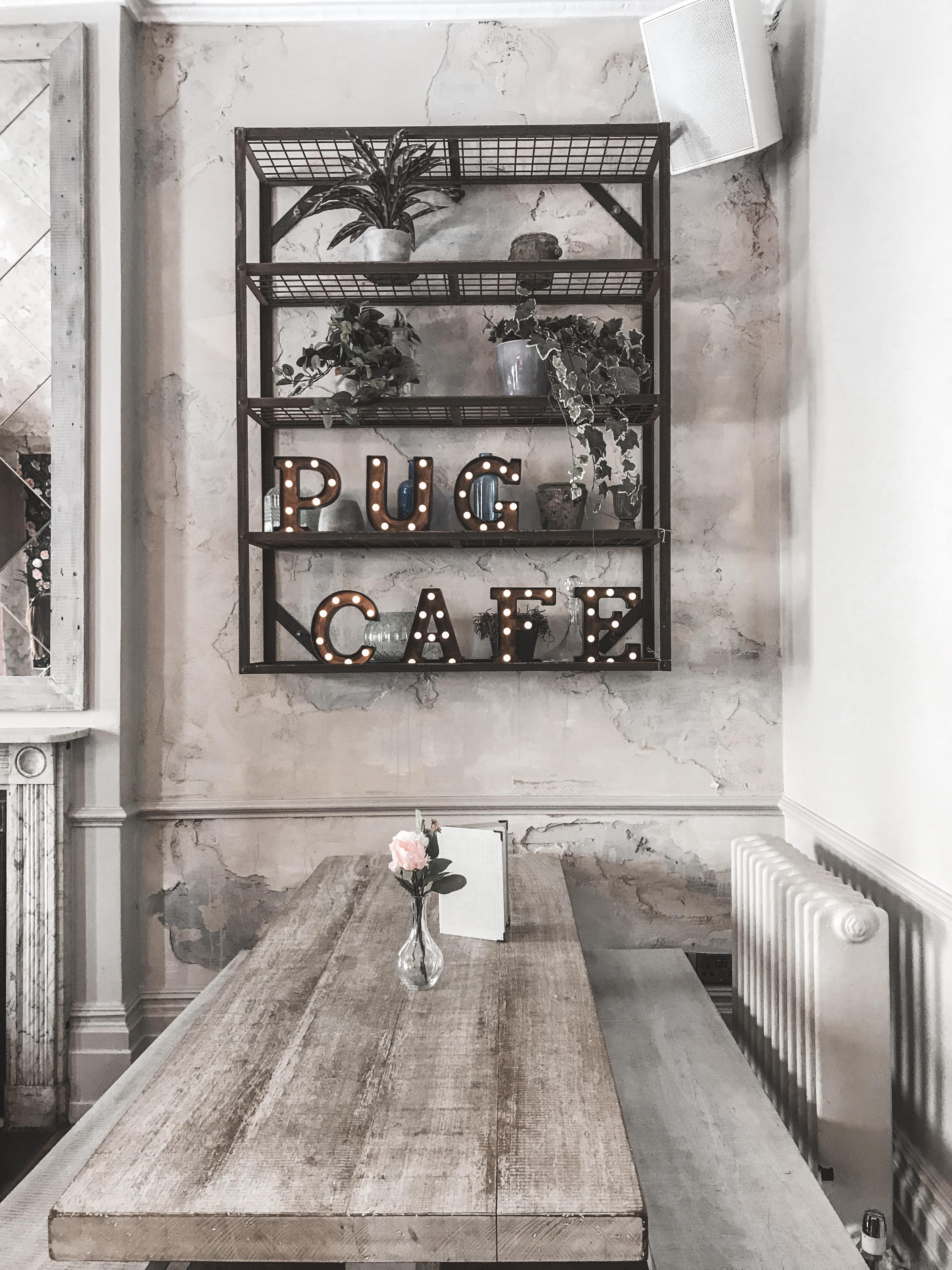 Pug Cafe Bristol
