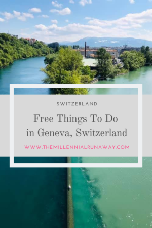 Free Things To Do In Geneva