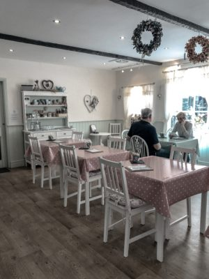 Lake District Ginny's Tea Room