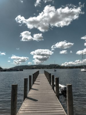 Lake District Road Trip - Ambleside Pier