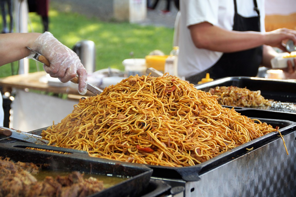 Notable Food Festivals near Bristol, UK