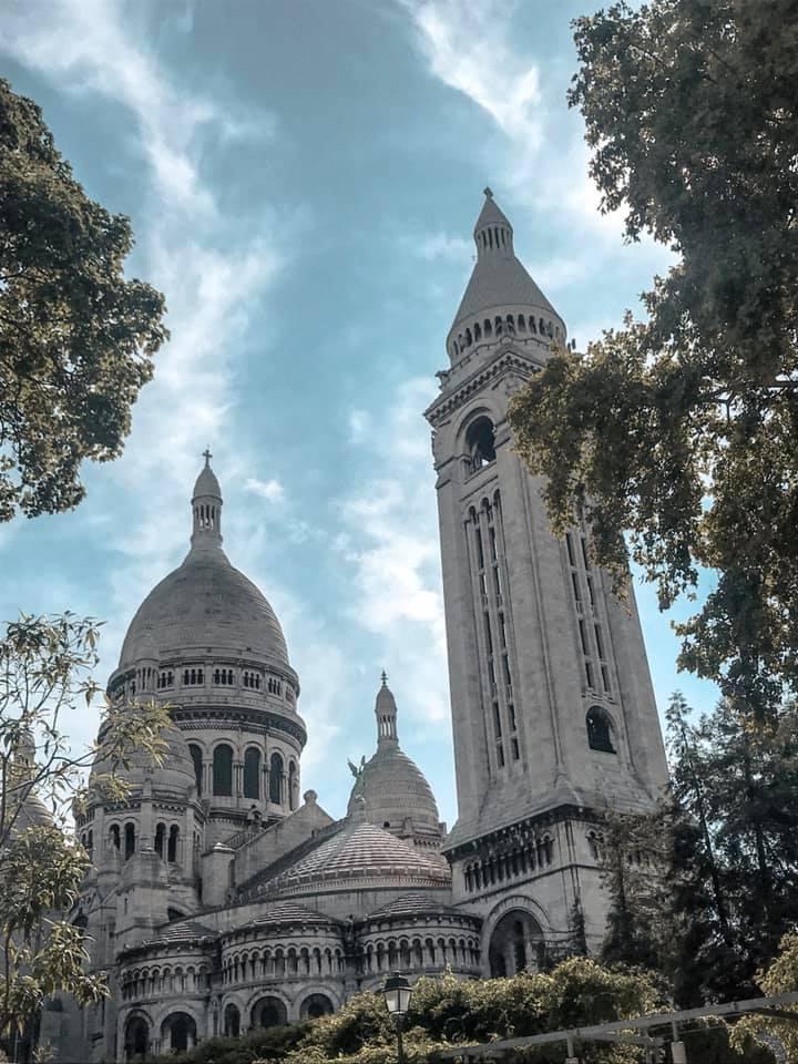 Sacré-Cœur, Montmartre, Paris