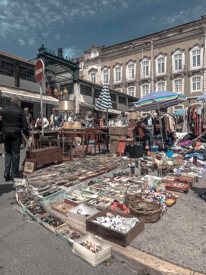 Feira de Ladra, Lisbon