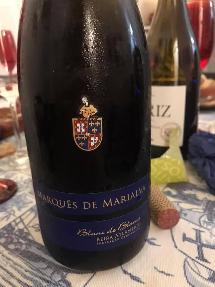 Marquês de Marialva Blanc de Blancs Bruto (Champagne)