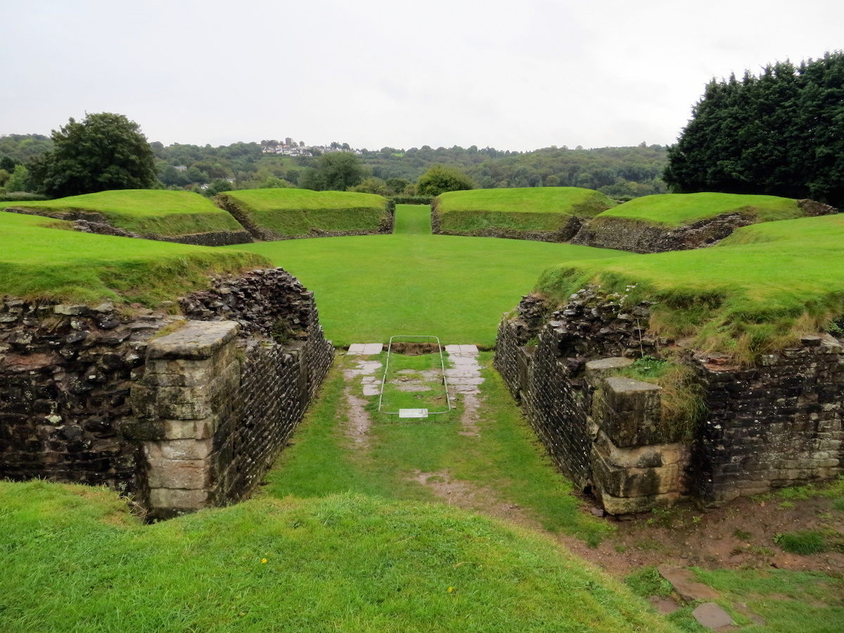 Image source https://www.atlasobscura.com/places/caerleon-amphitheatre