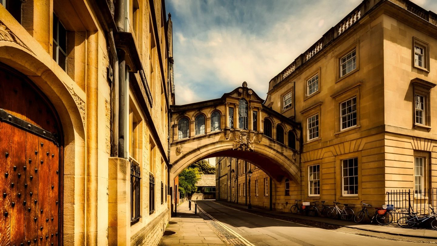 The History, Storytelling And Magic of Oxford