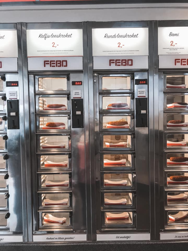 Amsterdam FEBO Machine