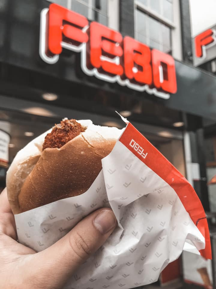 Amsterdam FEBO Food