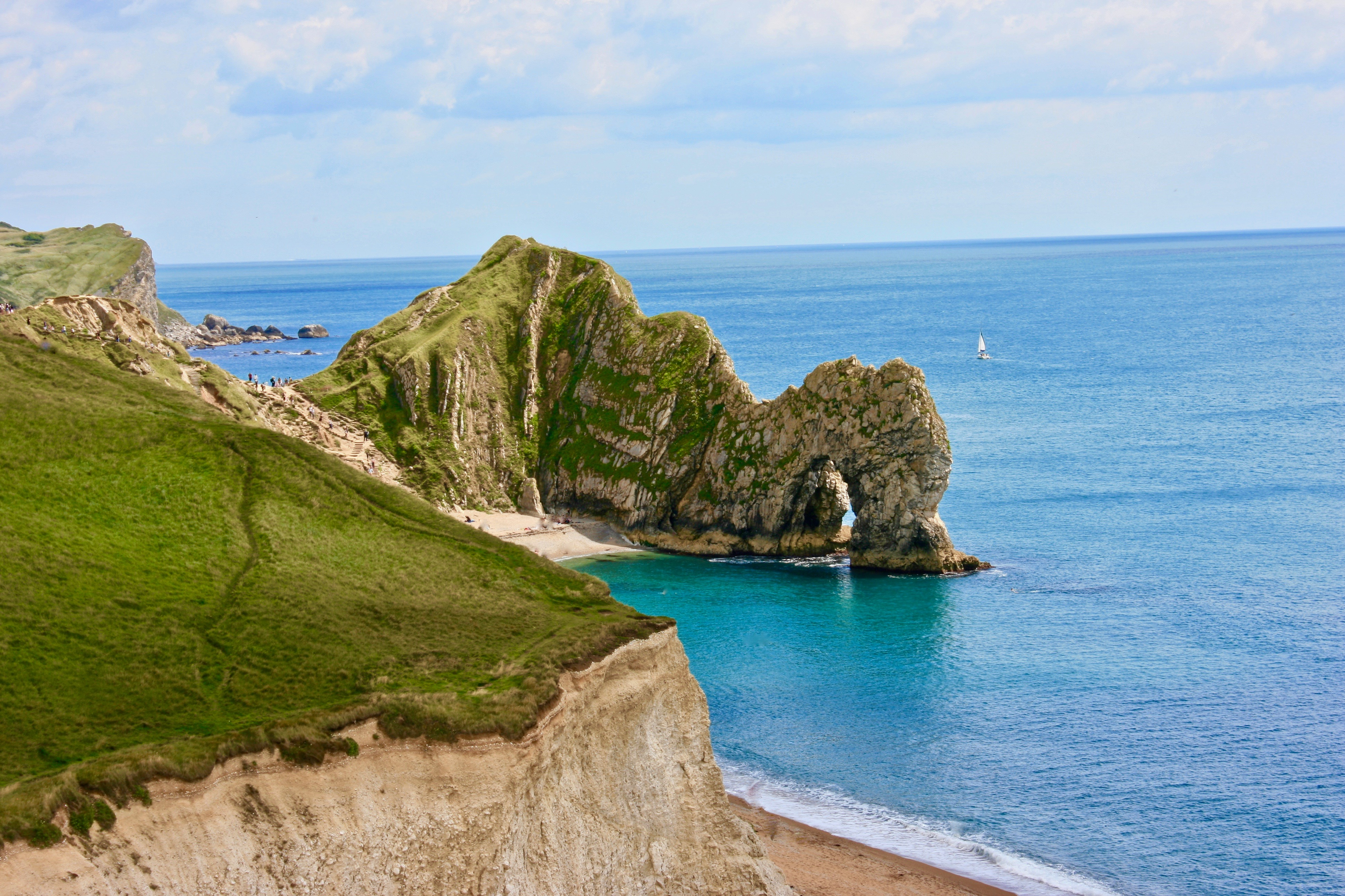 Road trip to Durdle Door by She Who Wanders