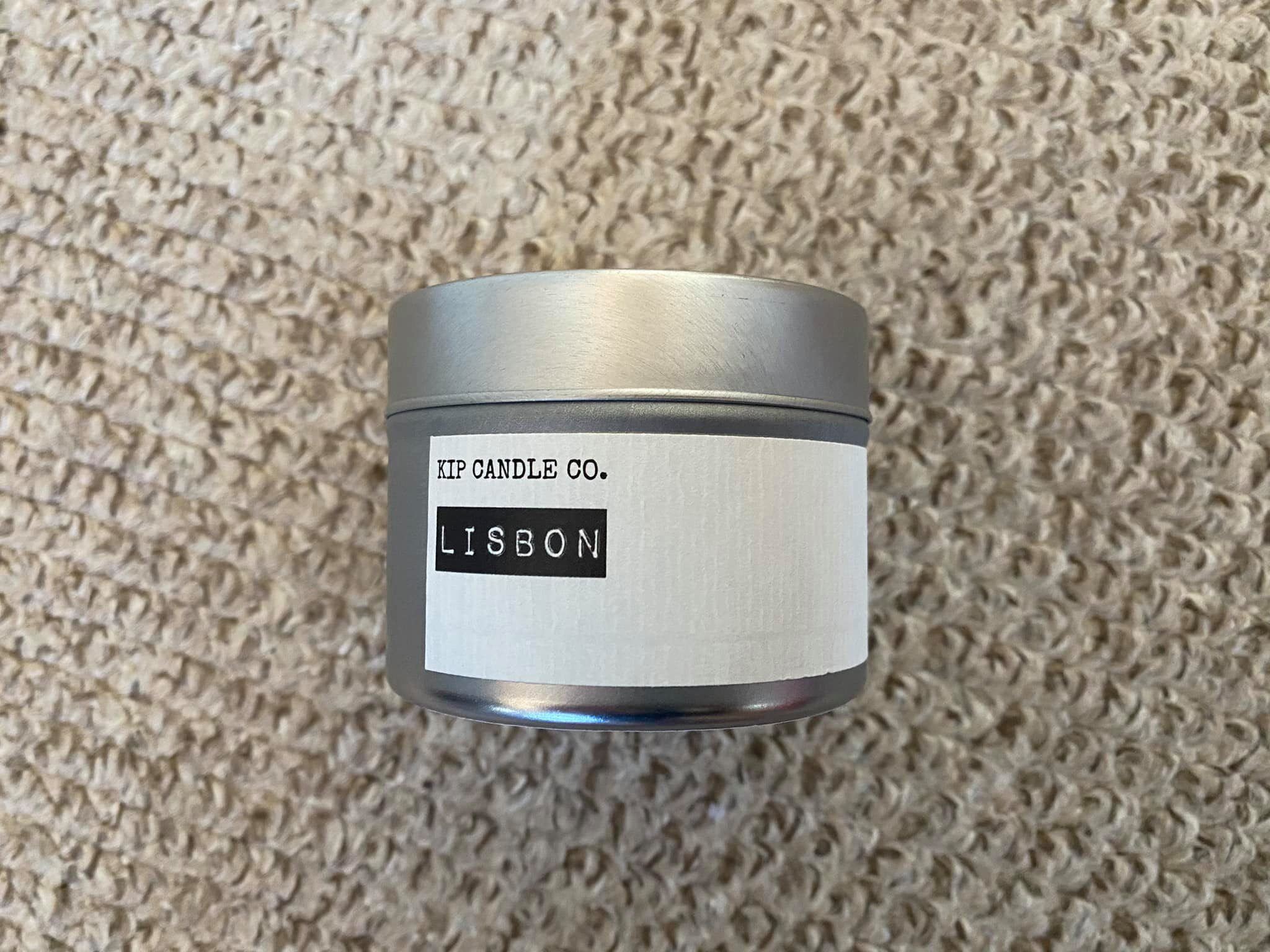 Jet 2 gifted Lisbon scented candle
