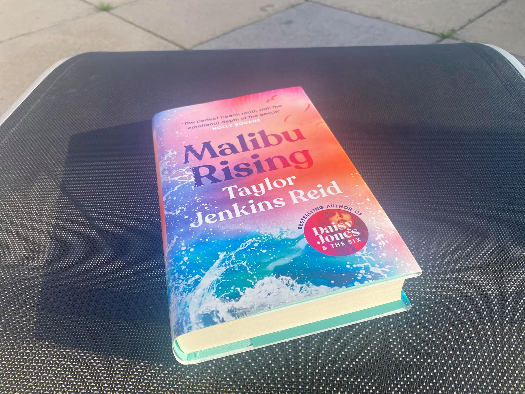 Malibu Rising gift from Jet 2